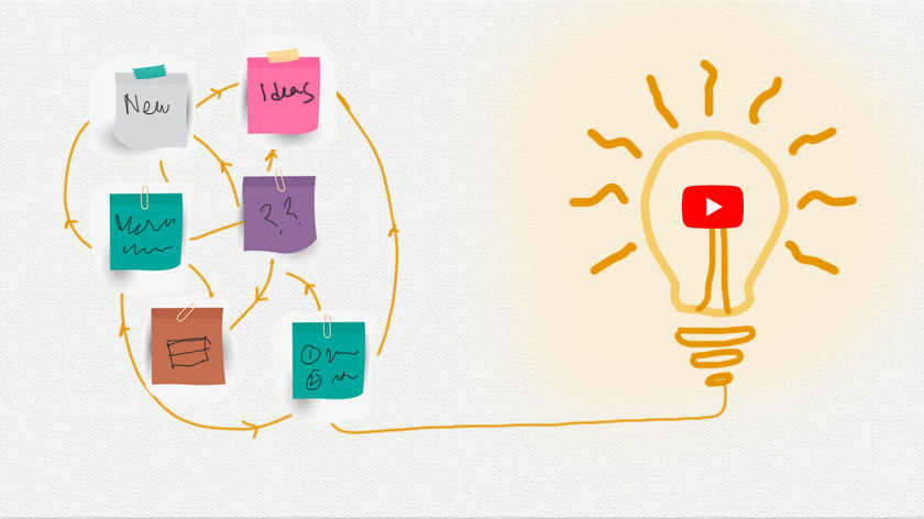 youtube banner ideas